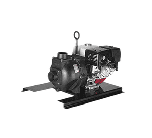 "333PIH13 Banjo 3"" 333 Series Cast Iron Pump with 13 HP Honda® Engine with electric Start & Pull Rope"