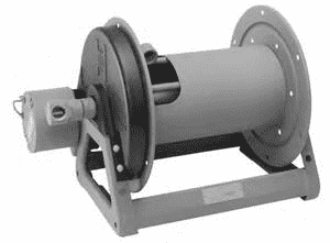 4000 Hannay Electric Powered Rewind Reel (E-4038-17-18) 12 Volt DC