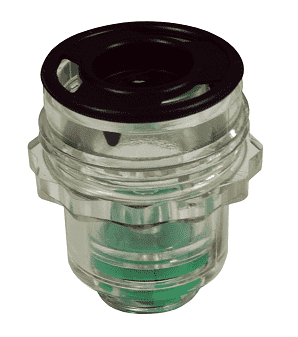 4055-51 Dixon Series 1 Lubricator Accessories - Sight Feed Dome (Oil-Fogging Design) - used on L17, L72, L74, L73