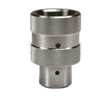 "4TDPF4.5-SS Dixon TD-Series Ultra-High-Pressure Coupler - 316 Stainless Steel - 1/2"" Body Size - 9/16"" Female MP"