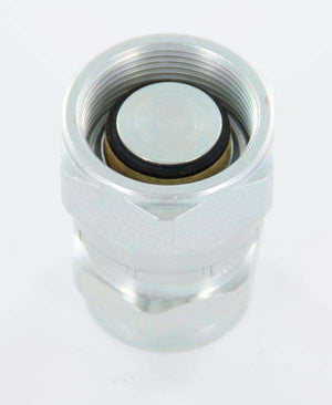 5400-S5-12 Eaton 5400 Series Low Air Inclusion Refrigerant Female No Adapter Quick Disconnect Coupling with Guardian Seal Plating