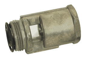5605-50 Dixon Series 1 Lubricator Accessories - Pyrex Sight Feed Dome - used on L72, L74