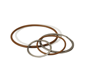 "10BOP-SKIT Dixon WS-Series High Pressure BOP Wingstyle Interchange Quick Disconnect Hydraulic Coupler Seal Kit - For: All Couplers - 1-1/4"" Body Size - FR FKM"