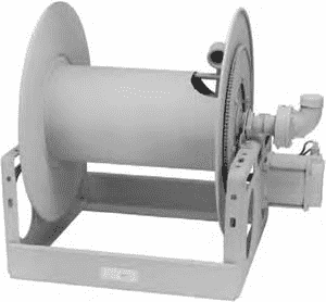 7500 Hannay Electric Powered Rewind Reel (EP-7520-25-26) 12 Volt DC