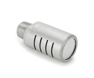 "80560 Nycoil Silencer Muffler - Aluminum - 3/4"" Male Pipe Thread - 4-11/16"" Length - 1-1/2"" Diameter"