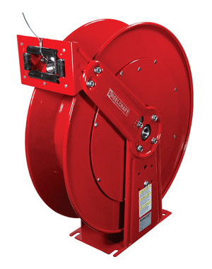 "83000LP Dixon Reelcraft 80000 Series Steel Spring Driven Hose Reel - Hose Capacity: 50ft of 3/4"" or 100ft of 1/2"""