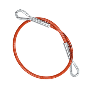 A6206 Malta Dynamics Wire Rope Sling (5K) - 3ft