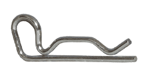 AC1 Dixon Steel Air King Standard Safety Clip - .080 Wire Diameter (Pack of 25)