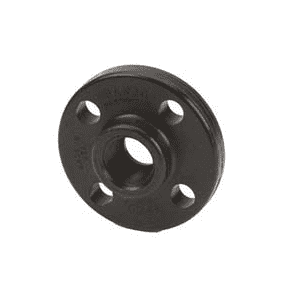 "AF100 Banjo Polypropylene 150# Threaded ANSI Flange - 1"" Female Thread"