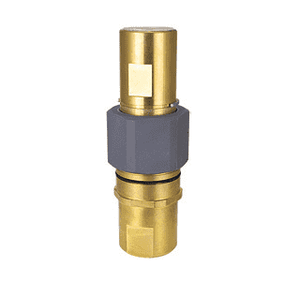 "B-6110-12 ZSi-Foster Quick Disconnect FWN Series Coupler - 3/4"" - NPTF Thread: 3/4-14 - with Flange"