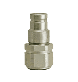 "B-FF2F2-FP-SAE ZSi-Foster Quick Disconnect FF Series Plug - 1/4"" - Thread Size: 1/4-20 SAE"