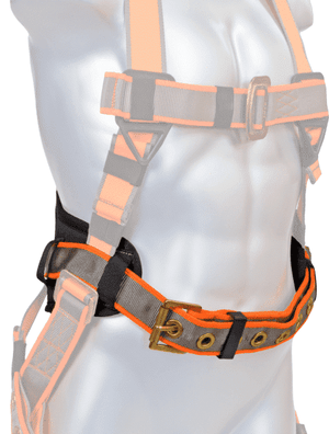 "B0004 Malta Dynamics Harness Waist Belt with Pad 34""-37"" (S-M-L)"