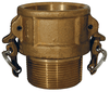 "BB300 Dixon 3"" Brass Boss-Lock Type B Coupler"