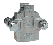 "B9 Dixon Plated Iron Boss Clamp for Hose ID 3/4"" and Hose OD from 1-10/64"" to 1-20/64"""