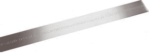 "C13699 Band-It VALU-STRAP Band, 200/300 SS, 3/4"" x 0.015"" x 100'"