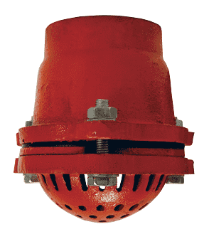 "DFVS25 Dixon 2"" Cast Iron Threaded Foot Valve - Complete Assembly Threaded - Painted Cast Iron"