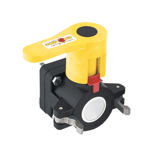"DM150ABE Banjo Polypropylene 1-1/2"" Dry-Mate Dry Disconnect Male x FPT BSP w/ EPDM Seals - Opening Thru Ball: 1-1/2"" - 100 PSI"