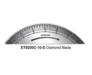 Eaton ET9200C-10-D Hose Cutting Blade for ET9200 - Diamond Blade