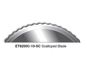 Eaton ET9200C-10-SC Hose Cutting Blade for ET9200 - Scalloped Blade