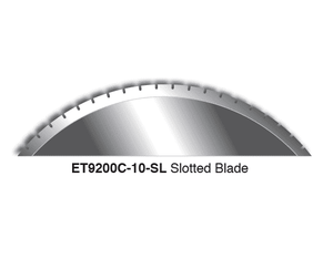 Eaton ET9200C-10-SL Hose Cutting Blade for ET9200 - Slotted Blade