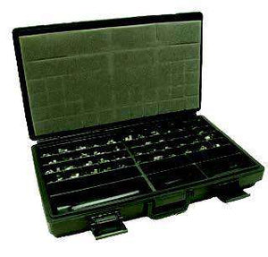 AE0609-100 Band-It EASY Read Kit (includes 100 of each character & carriers in carrying case)