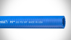 """L Blue for sale online Continental 20463343 Air Hose 1//4/"""" ID X 1000 Ft"""