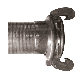 "FC21212ST120 Dixon 12"" Type A (Agri-Lock) Heavy Duty Quick Connect Fitting - Female with Hose Shank and Gasket - Steel"