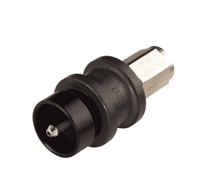 FD17-1003-04-04 Eaton FD17 Series High Pressure Female Socket - 7/16-20 Female ORB Quick Disconnect Coupling - Stainless Steel