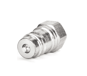 FD48-1002-04-04 Eaton FD48 Series Male Plug - 1/4-18 Female NPT, Valved Parker Bruning SM-250 Interchange Quick Disconnect Coupling - Steel