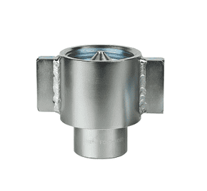 FD85-1003-24-24 Eaton FD85 Series Female Socket Thread to Connect 1 1/2-11 1/2 Female NPTF Quick Disconnect Coupling Steel