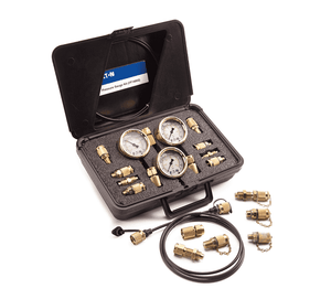 FF14802 Eaton Quick Disconnect Pressure Gauge & Connection Kit