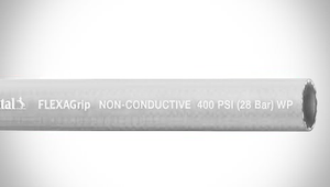 "ContiTech FLEXAGrip™ Push-On Air / Multipurpose Hose - 0.25"" (1/4"") ID - 400 PSI - White - 20022782 Goodyear/Continental - 500ft"