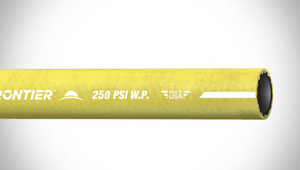 "ContiTech Frontier™ 250 Air / Multipurpose Hose - 0.75"" (3/4"") ID - 250 PSI - Yellow - 20026379 Goodyear/Continental - 500ft"