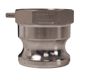 "G300-A-SS 3"" 316 Investment Cast Stainless Steel Dixon Global Type A Adapter"
