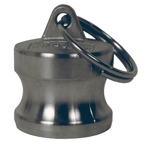 "G250-DP-SS Dixon 2-1/2"" 316 Investment Cast Stainless Steel Global Type DP Dust Plug"