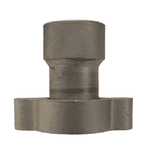 "GFAS11 Dixon 1"" Plated Iron/Steel Boss Adapter - Female NPT"