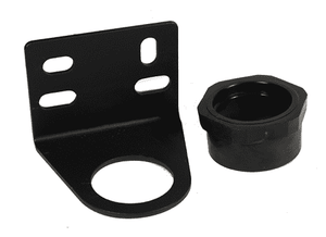 GPA-95-011 Dixon Wilkerson Regulator Accessories - Mounting Bracket (Type L) and Nut - used on R16