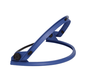 HH312B Malta Dynamics Bracket, Nylon, Band Mounted, for use on Full Brim Style Hard Hats