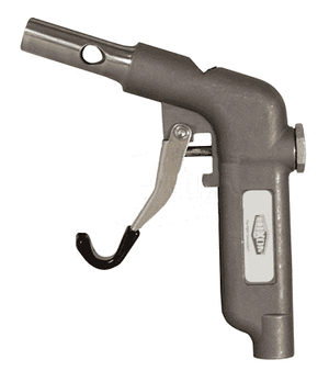 HTBG Heavy Duty - High Volume Blow Gun with Safety Tip - No Extension