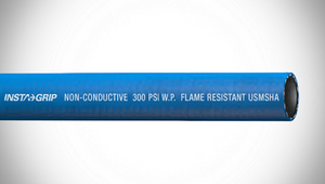 "ContiTech Insta-Grip™ 300 Push-On Air / Multipurpose Hose - 0.375"" (3/8"") ID - 300 PSI - Blue - 20022681 Goodyear/Continental - 500ft"