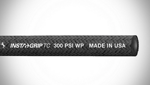 "ContiTech Insta-Grip™ TC Push-On Air / Multipurpose Hose - 0.375"" (3/8"") ID - 300 PSI - Black - 20022597 Goodyear/Continental - 500ft"