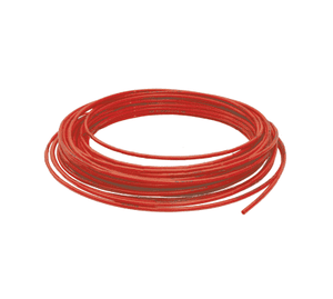 "J844-04-R-100 Dixon Valve Red D.O.T. Air Brake Tubing Roll - 1/4"" OD Size - 100ft Roll"