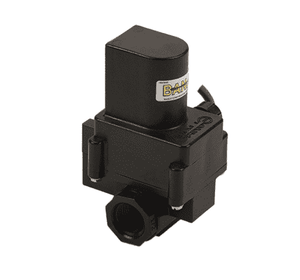 LEV050 Banjo Mini Electric Valve - Pipe Size: 1/2
