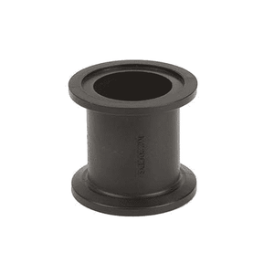 "M220CPG Banjo Straight Flanged Coupling - 2"" x 2"" Full Port Flange - 2-31/32"" Long (Pack of 10)"