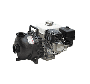 "M220PH6 Banjo Polypropylene Super 2 Manifold Pump with Gas Engine - 2"" - 6.5 HP Honda® Engine"