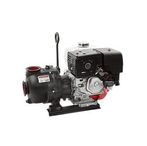 "M332PIH13W Banjo 3"" M332 Series Manifold Cast Iron Wet Seal Pump with 13 HP Honda® Engine with Electric Start & Pull Rope"