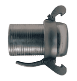 "MC3092ST25 Dixon 2"" Type B (Bauer Style) Heavy Duty Quick Connect Fitting - Male with Machined Steel Hose Shank"