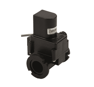 "MLEV100 Banjo Mini Manifold Electric Valve - Pipe Size: 1"" - Opening Thru Ball: 1/2"" - 200 PSI"
