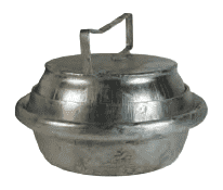 "MP21010 Dixon 10"" Type A (Agri-Lock) Quick Connect Fitting - Male Plug with Ring - Galvanized Steel"