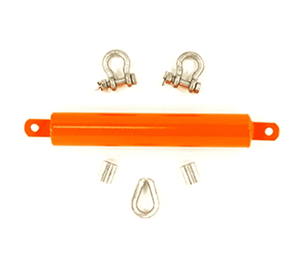P-00039-1 Malta Dynamics Temporary In-Line Shock Absorber